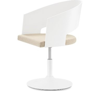 Source Botte Chair with White Disc Base
