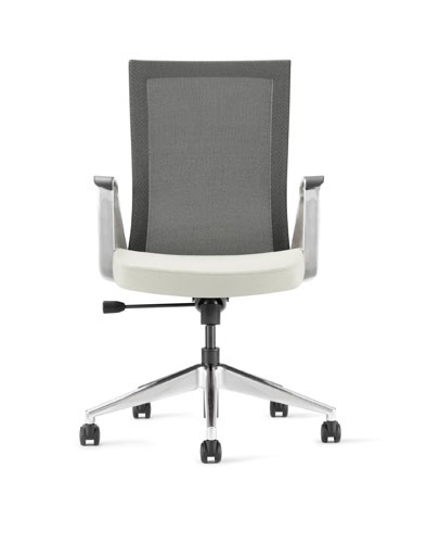 Executive Chair Source Portrait With Knit Back Aspen