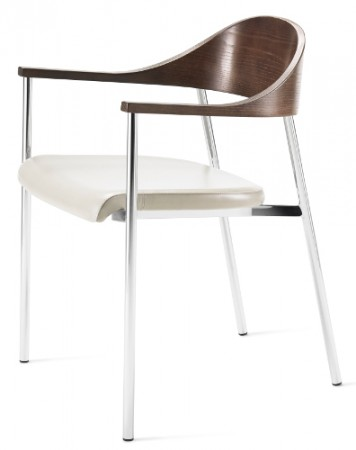 modern stacking chair
